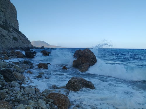 Free stock photo of beach, greek island, island, Kithira