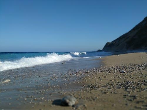 Free stock photo of beach, island, sea, shore