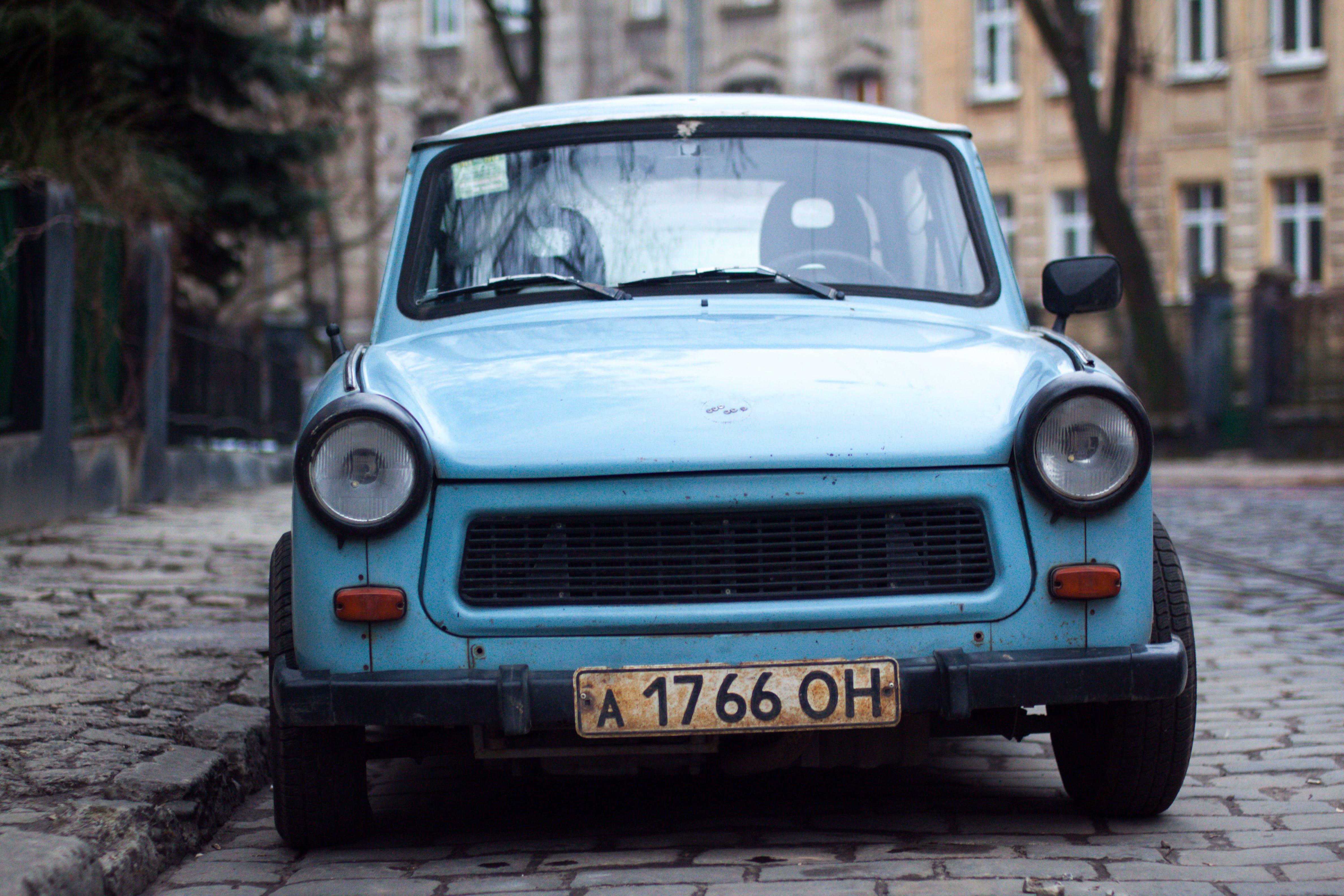 Kostnadsfri bild av bil, bil-, gammal bil, gata