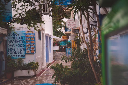 Безкоштовне стокове фото на тему «алея, архітектура, бізнес, будівлі»