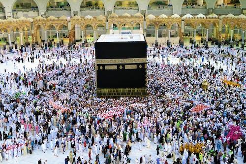 Foto stok gratis agama, Arsitektur, Islam, kerumunan orang