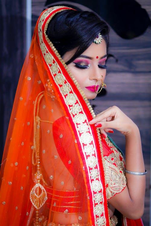 Безкоштовне стокове фото на тему «вуаль, Гарний, жінка, красива жінка»