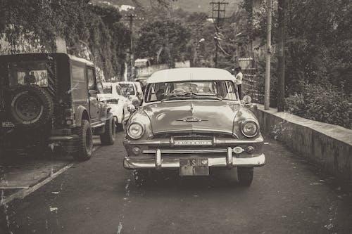 Бесплатное стоковое фото с ретро, старинный автомобиль