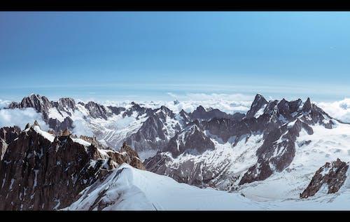 Free stock photo of altitude, beautiful, chamonix