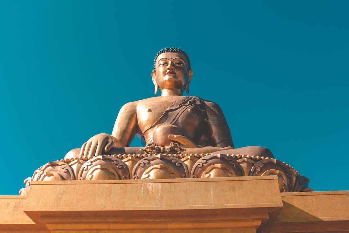 adam, Buda, Budizm
