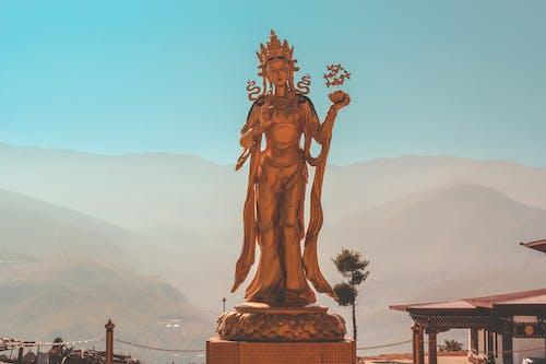Foto d'estoc gratuïta de aventura, bhutan, Budisme, budista