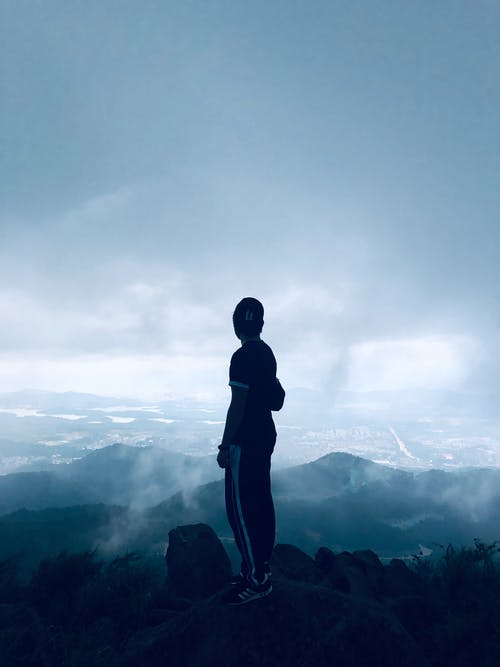 Gratis stockfoto met berg, Bos, hemel, hout