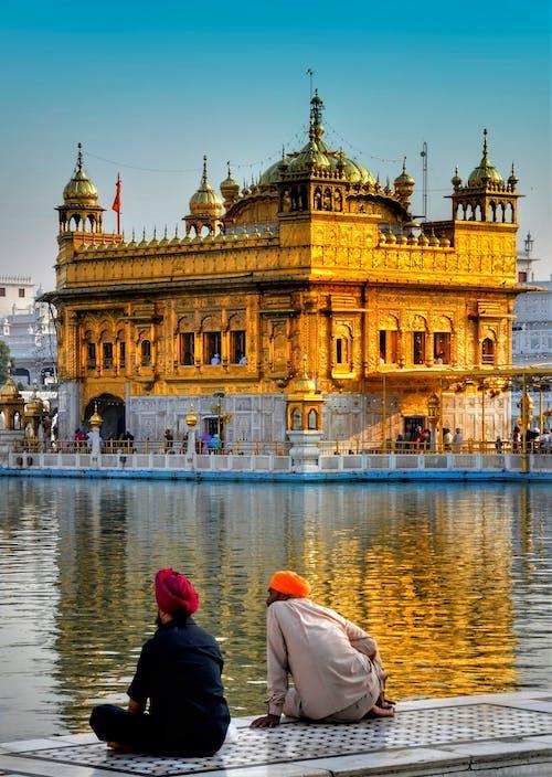 Ingyenes stockfotó amritsar, Arany templom, gurdwara, harmandir sahib témában