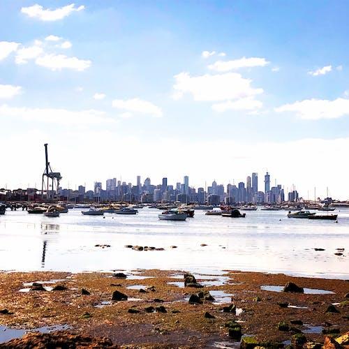 Безкоштовне стокове фото на тему «#hobson bay yatch, #williamstown beach, #пляжний»