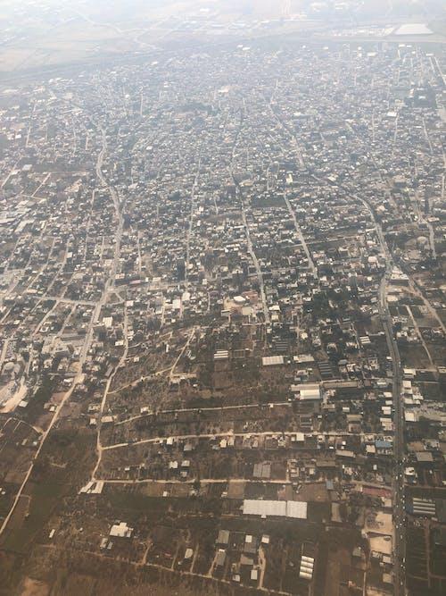 Fotos de stock gratuitas de ciudad, mosca, vista aérea