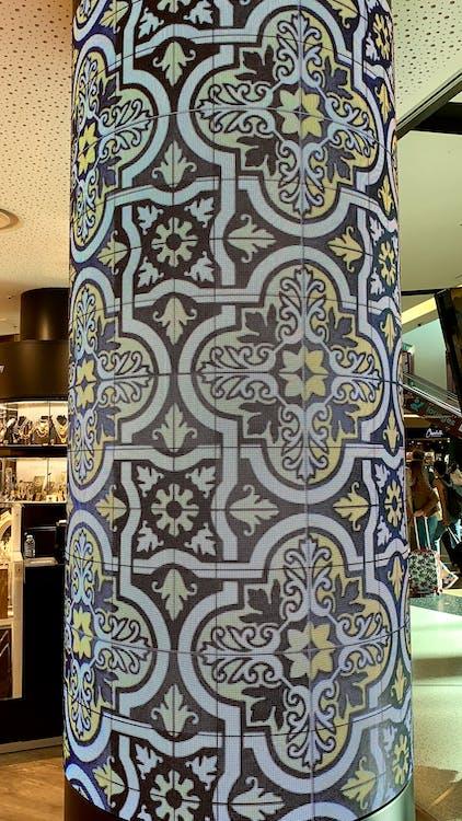 Ingyenes stockfotó azulejos, design, Lisszabon témában