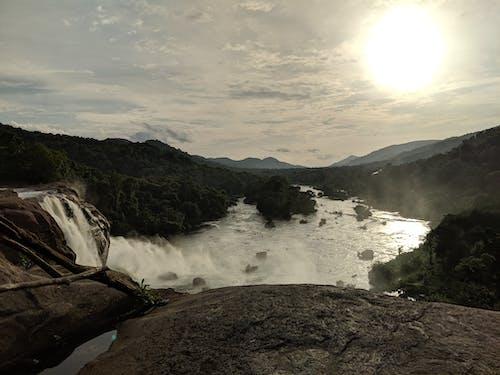 Бесплатное стоковое фото с водоем, водопад, керала