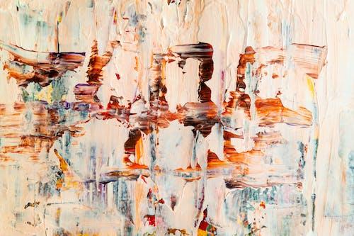 Gratis arkivbilde med abstrakt, abstrakt ekspresjonisme, abstrakt maleri, akrylmaling