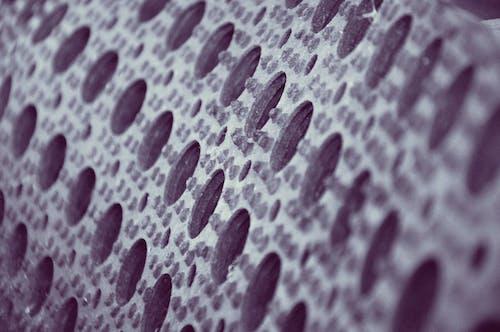 Free stock photo of detail, diagonal pattern, gray pattern, gray rug