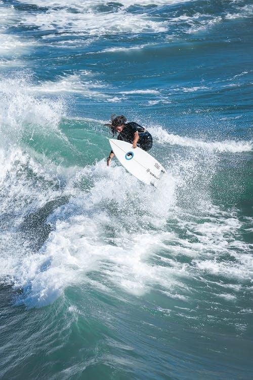 Δωρεάν στοκ φωτογραφιών με extreme sport, Surf, άθλημα, αθλητής