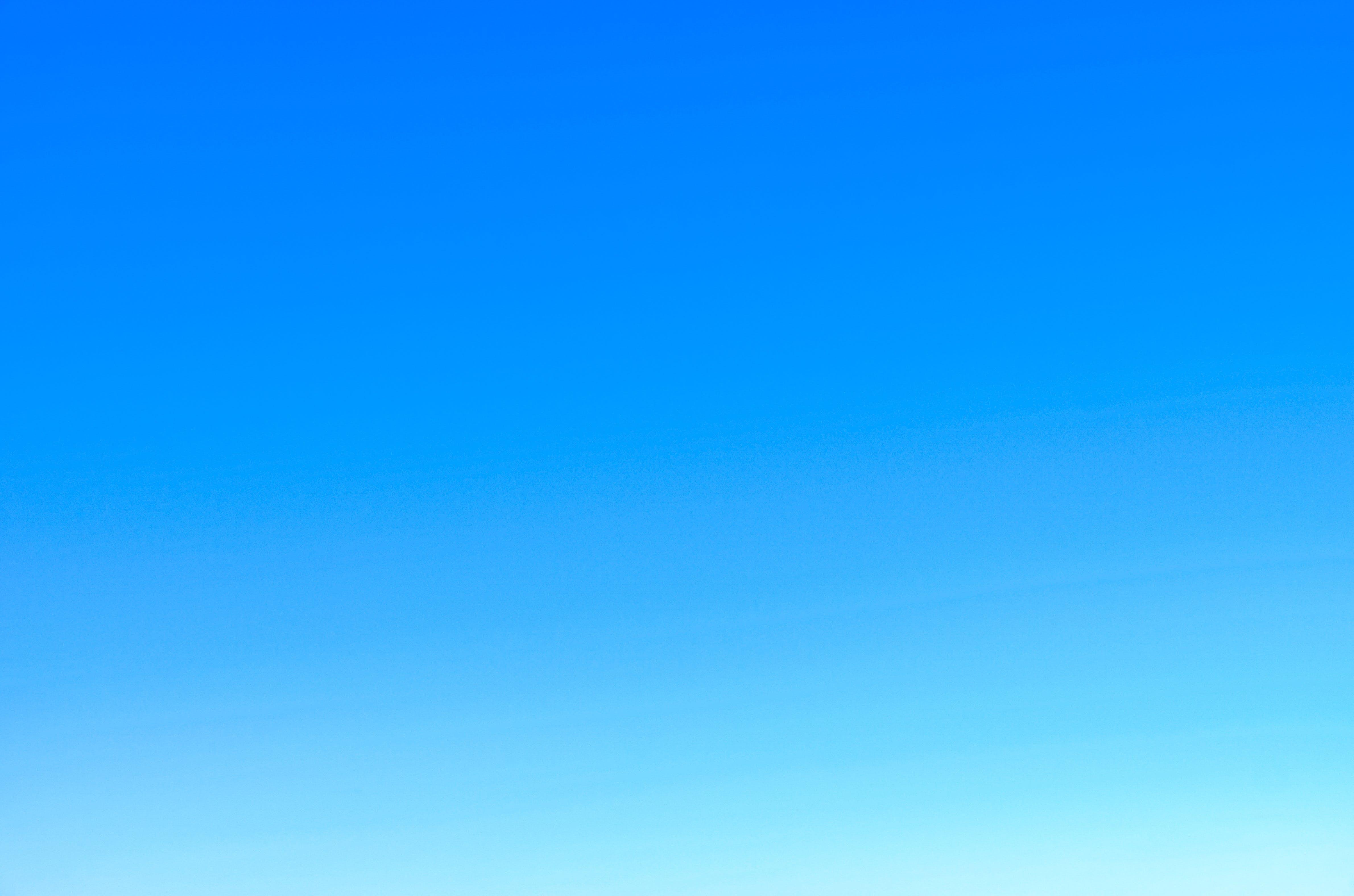 Fotos de stock gratuitas de cielo, cielo azul, cielo limpio, color