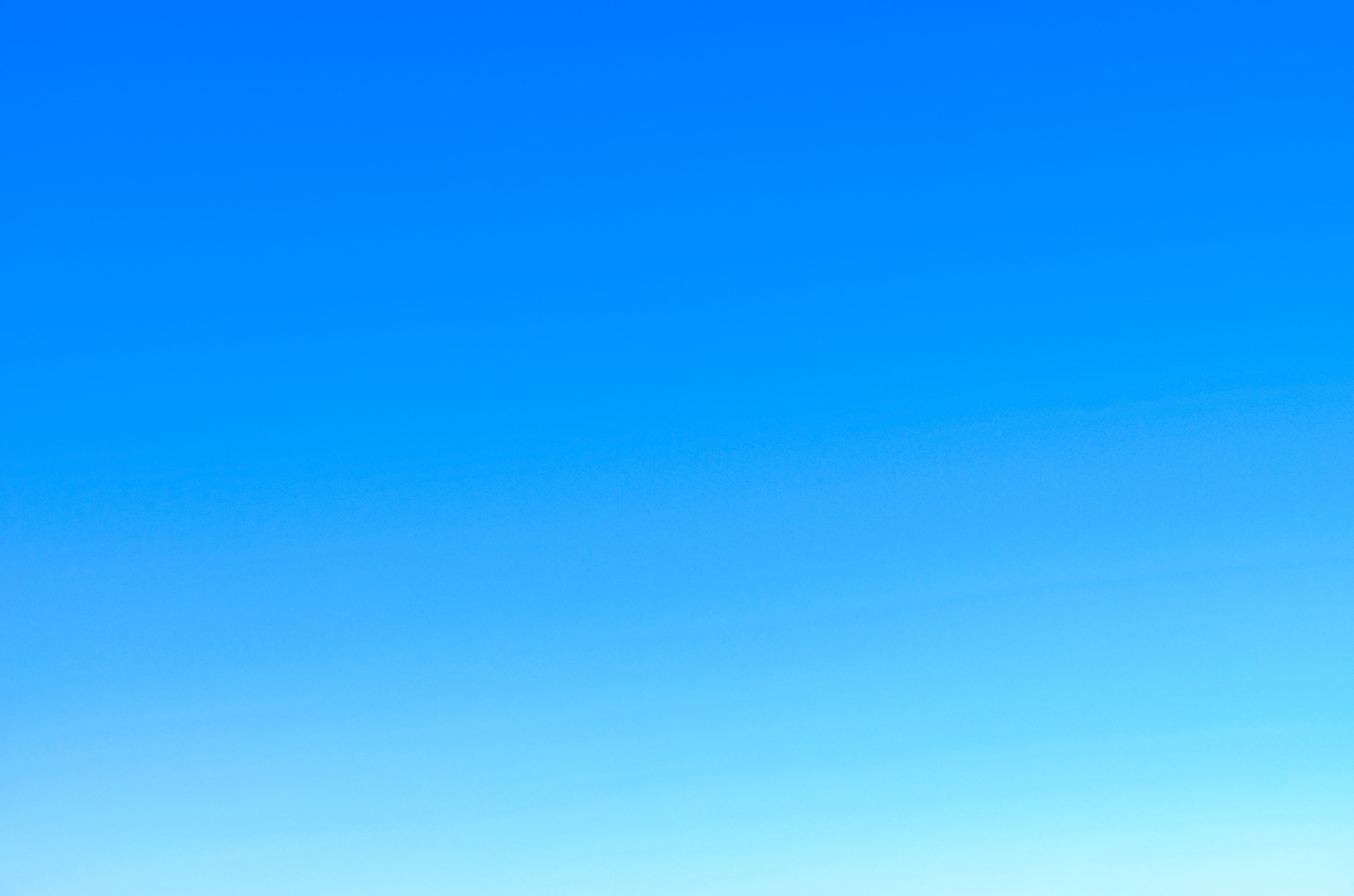 blue sky, blur, clear sky