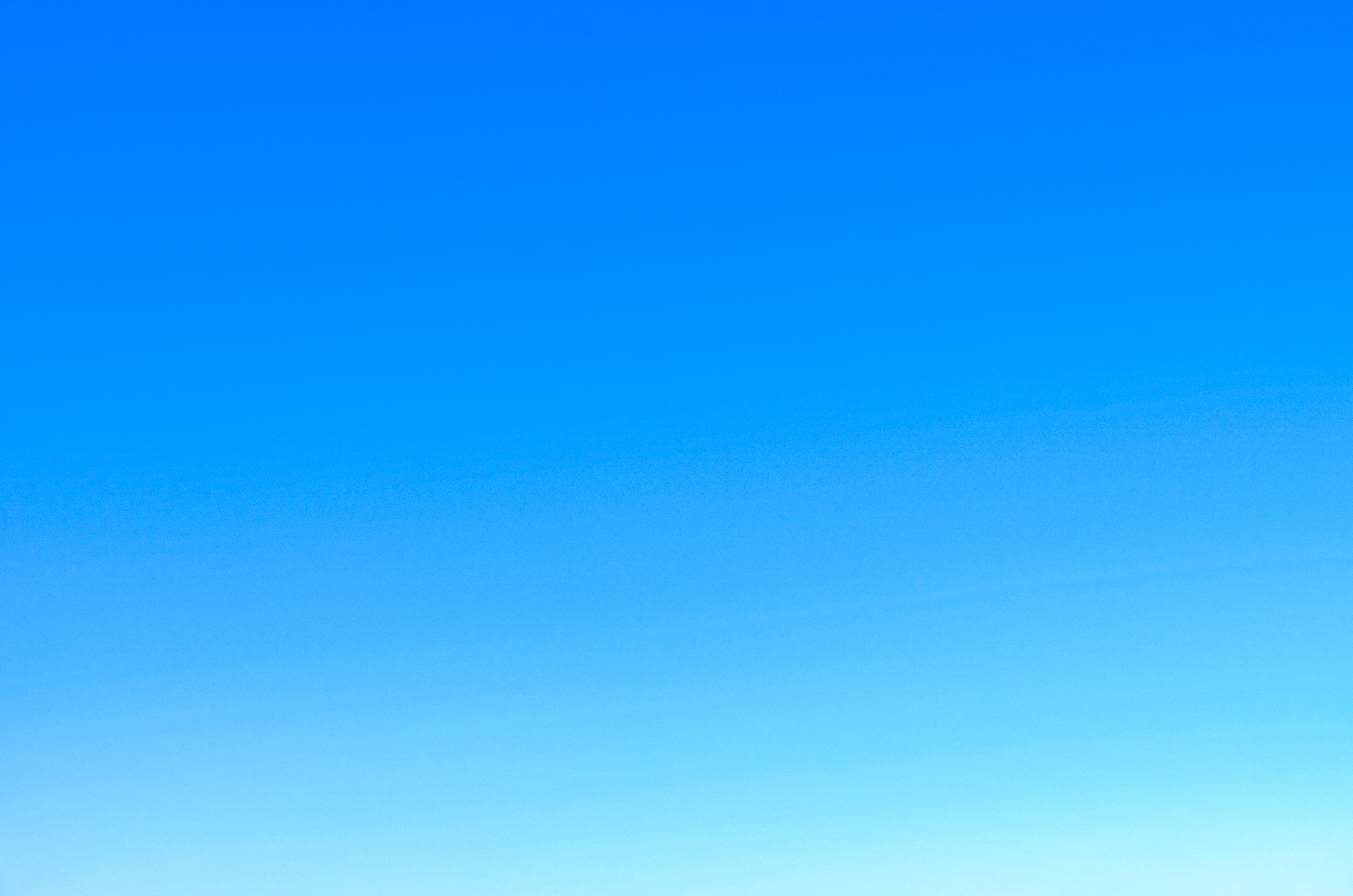 Blue Sky Free Stock Photo