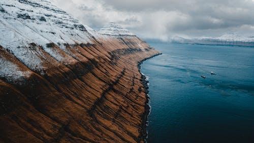 冬季, 冰, 島, 戶外 的 免费素材照片