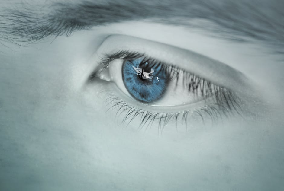 adult, beautiful, blue color