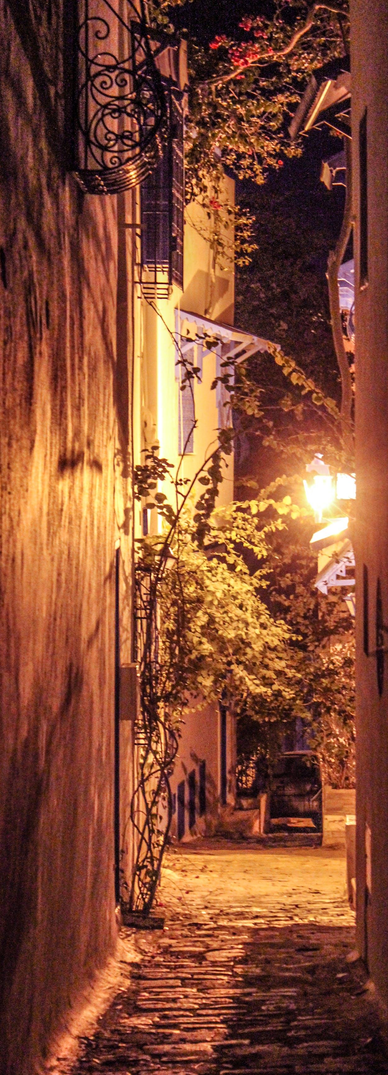 Free stock photo of architectural design, dark, italian architecture, night