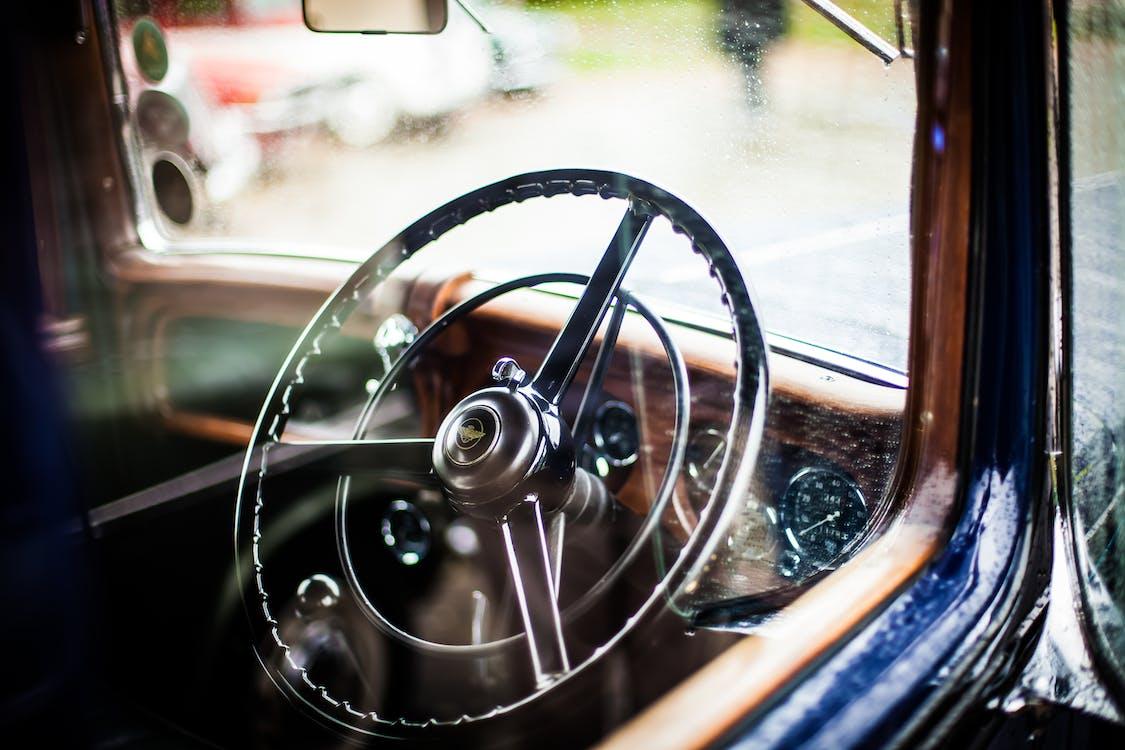 автомобіль, вітрове скло, класичний автомобіль