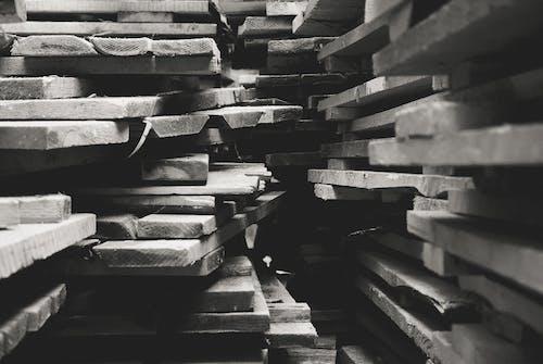Darmowe zdjęcie z galerii z drewno, kilka, sterta, stos drewna