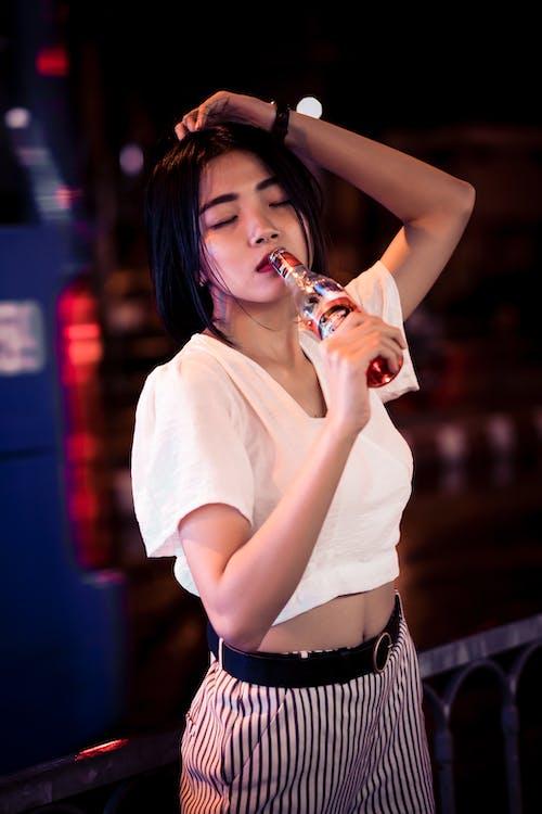 亞洲女人, 亞洲女性, 夜生活, 女人 的 免費圖庫相片
