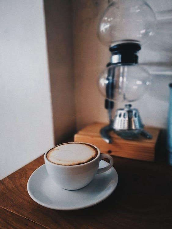 Aamiainen, cappuccino, Espresso