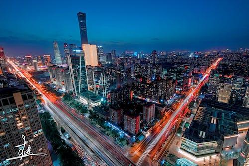 Gratis stockfoto met beijing, uitzicht op de stad