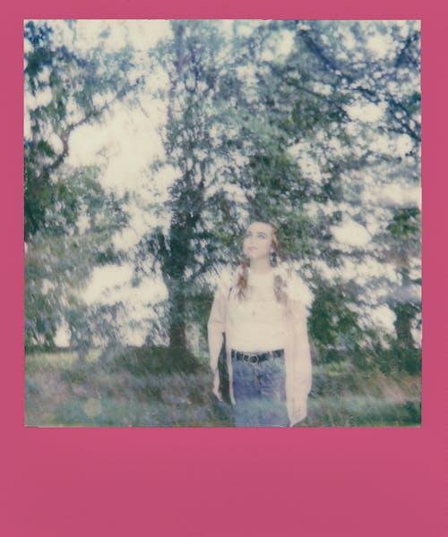Gratis arkivbilde med bilde, dobbel eksponering, foto, kvinne