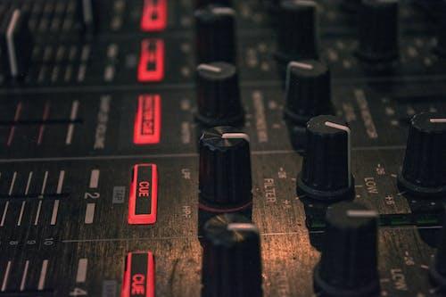 Бесплатное стоковое фото с DJ-микшер, музыка