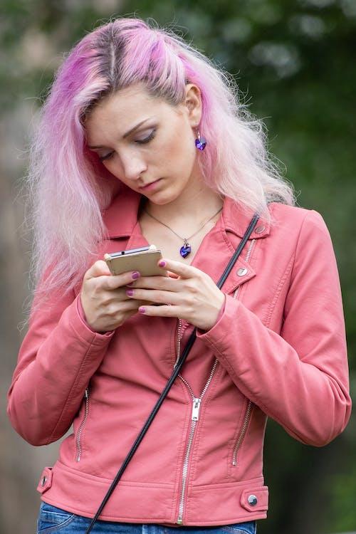 Ingyenes stockfotó fiatal lány, hívás témában