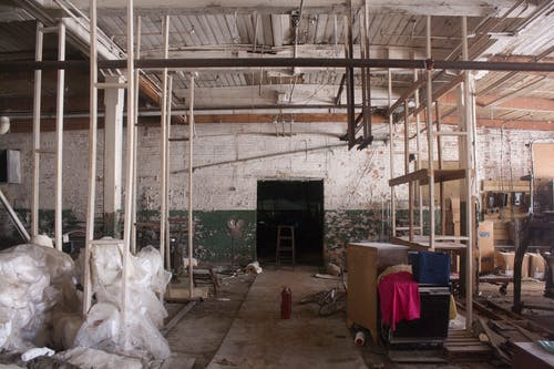 Imagine de stoc gratuită din abandonat, clădire abandonată, fabrică veche