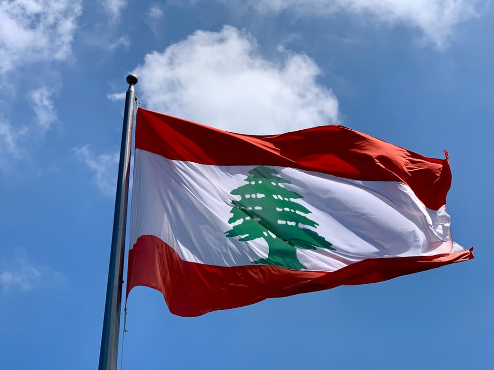Fotos de stock gratuitas de bandera, beirut, líbano