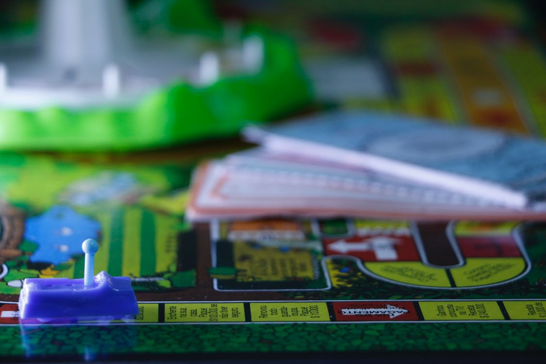 bet, board game, cards