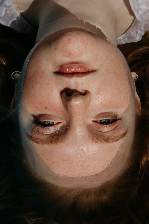 Portrait Shot Of A Woman