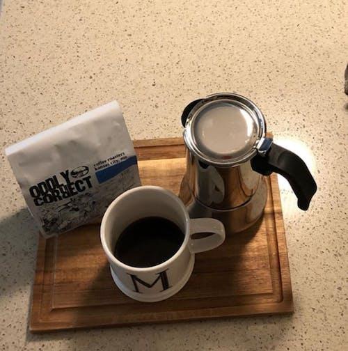 Free stock photo of black coffee, cappuccino, coffee, coffee cup