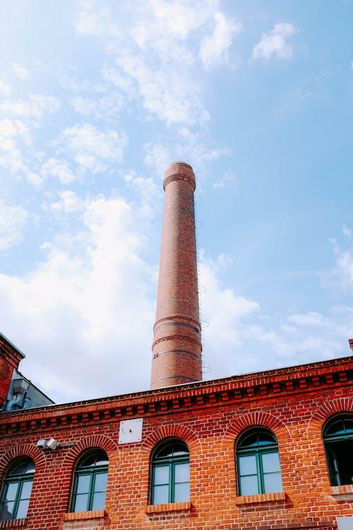 工廠, 工業, 建築, 建造 的 免費圖庫相片