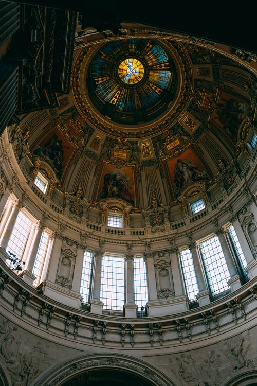 Darmowe zdjęcie z galerii z architektura, budynek, katedra, kopuła