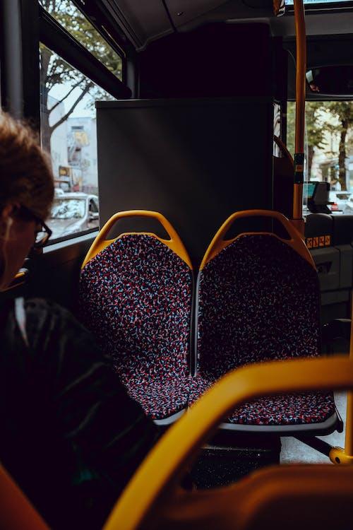公車, 座位 的 免费素材照片