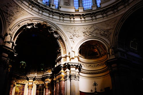 Immagine gratuita di archi, architettura, cattedrale, chiesa