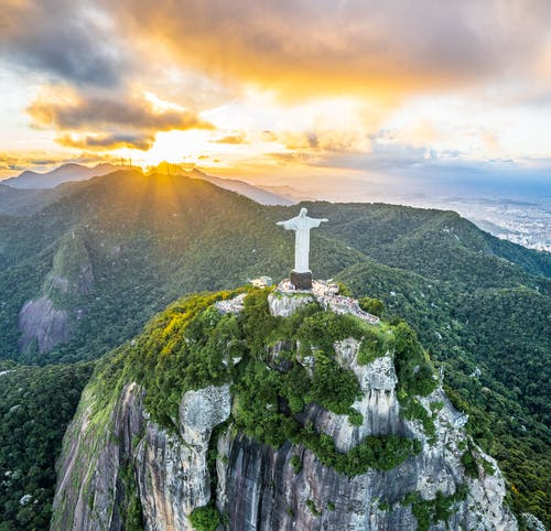 Christ the Redeemer, Brazil