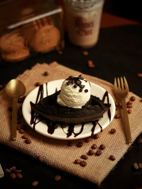 Ice Cream Dish