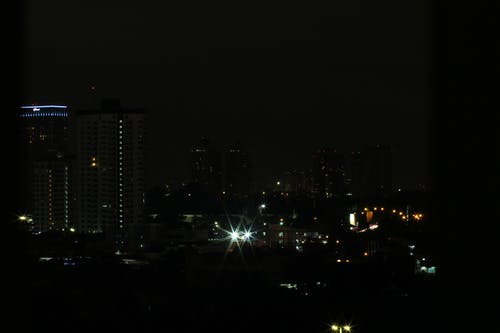 Free stock photo of cityscape, jakarta, night