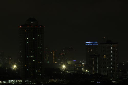 Free stock photo of building, jakarta, light