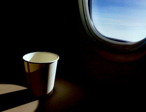 Ilmainen kuvapankkikuva tunnisteilla #mobiilihaaste, aamuaurinko, kultainen aurinko, lentokone