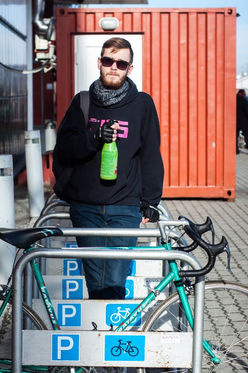 喝, 年輕, 年輕人, 自行車 的 免費圖庫相片