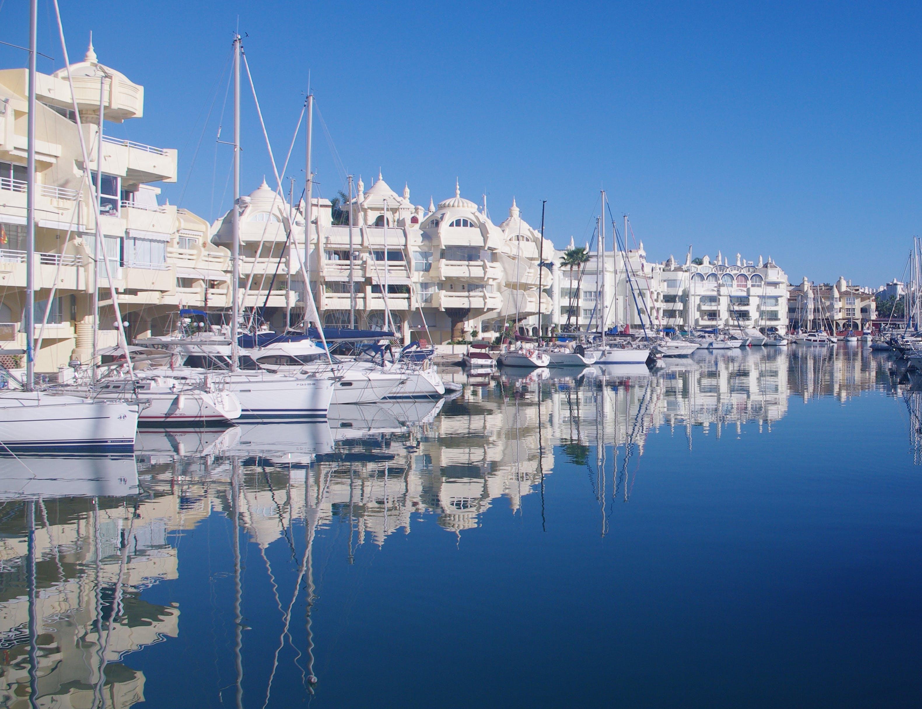 boat, boats, buildings