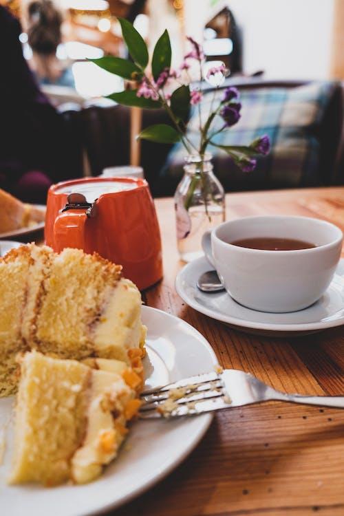 Gratis arkivbilde med bord, ettermiddags te, interiør, kafé